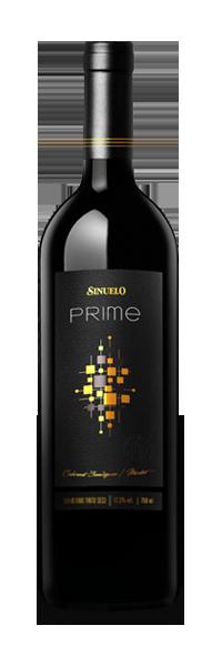 6729a653d Vinho Tinto Seco Sinuelo Prime 750ml